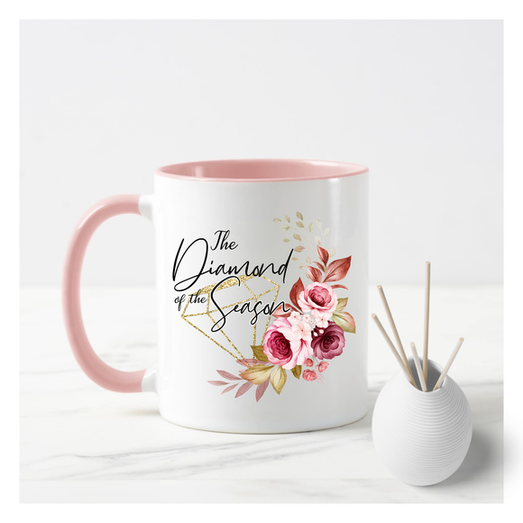 Diamond Of The Season Bridgerton Mug