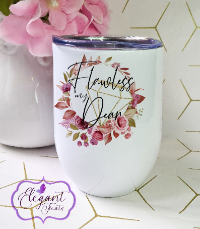 Flaeless My Dear Bridgerton Tumbler