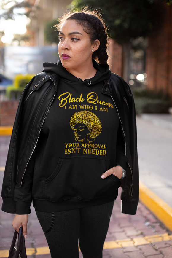 Black Queen - Your Approval Isn't Needed Hoodie