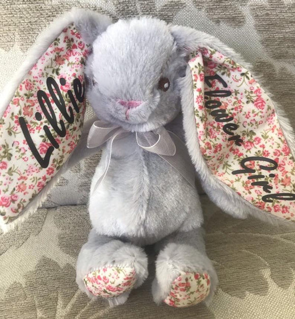 Personalised Wedding Bunny