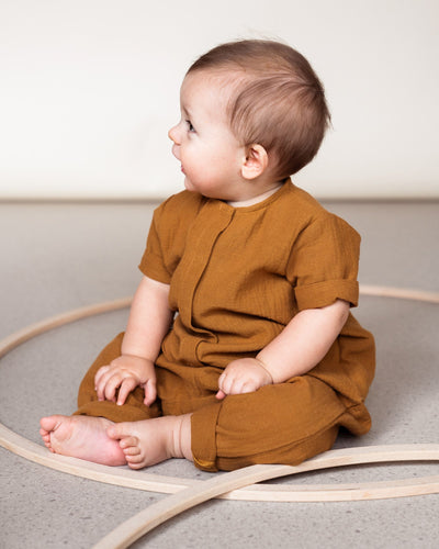 FRANKIE jumpsuit organic cotton