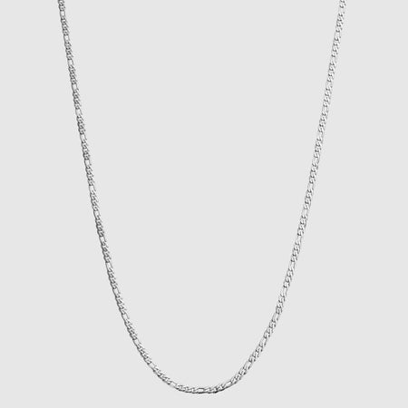Collier Liam Argenté 3mm