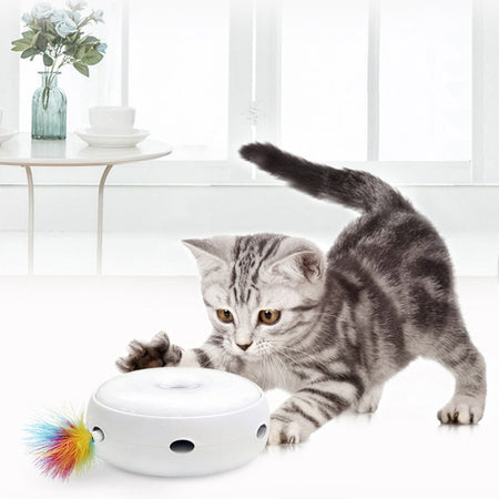 Automatic Catching Mouse Interactive Toy