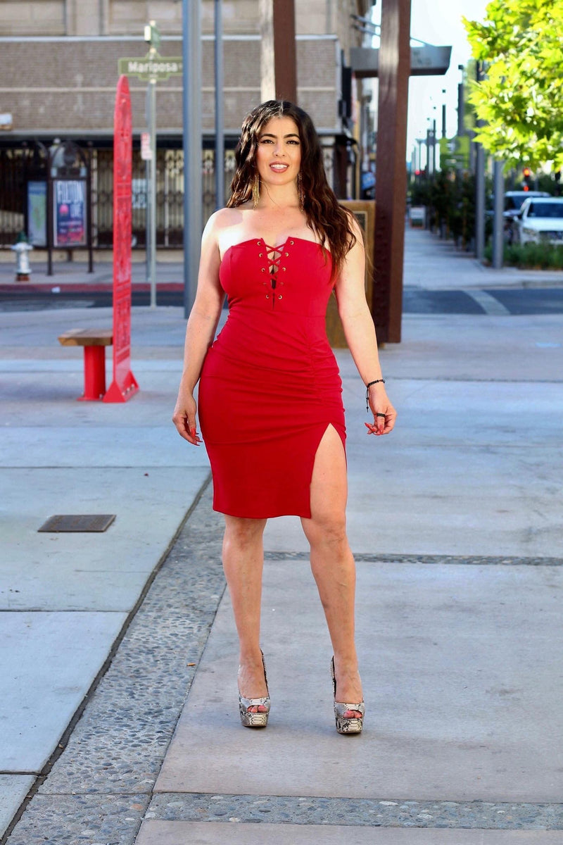 sexi dress ruby