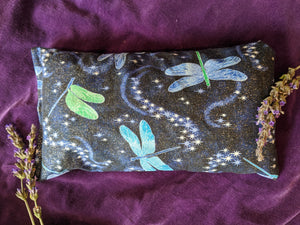 Dragonfly Dream Pillow