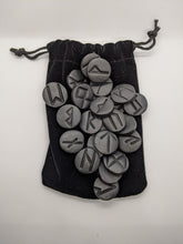Load image into Gallery viewer, Handmade Runes--Black