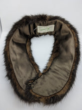 Load image into Gallery viewer, Vintage Fur Collar