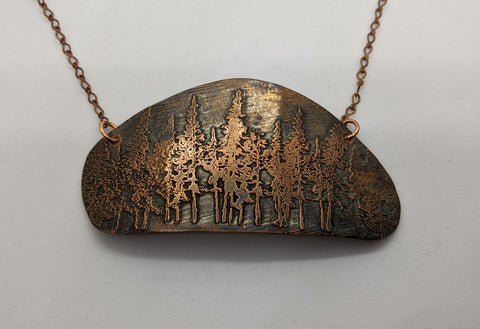 Etched Forest