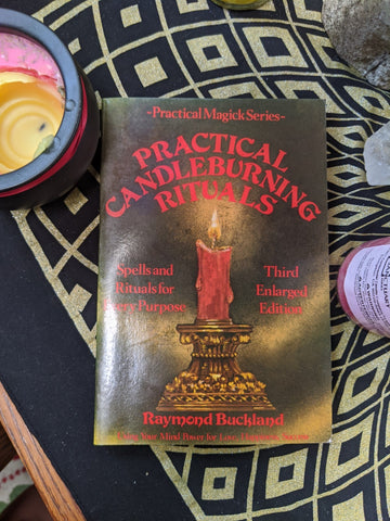 Buckland, Practical Candleburning Rituals