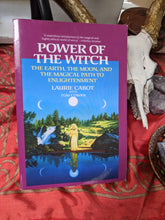 Load image into Gallery viewer, Cabot, Power of the Witch