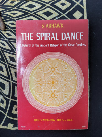 Starhawk, The Spiral Dance
