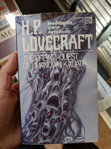 Lovecraft, The Dream-Quest of Unknown Kadath