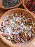 Meditation Bath Salts Kit - Jan. 30 or April 17 - 9:30 - 11 am PST
