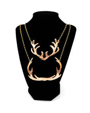 Load image into Gallery viewer, Hand-Sawn Antlers