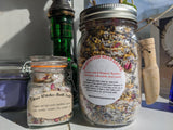 Meditation Bath Salts Kit - April 17 - 9:30 - 11 am PST