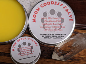 Moon Goddess Salve