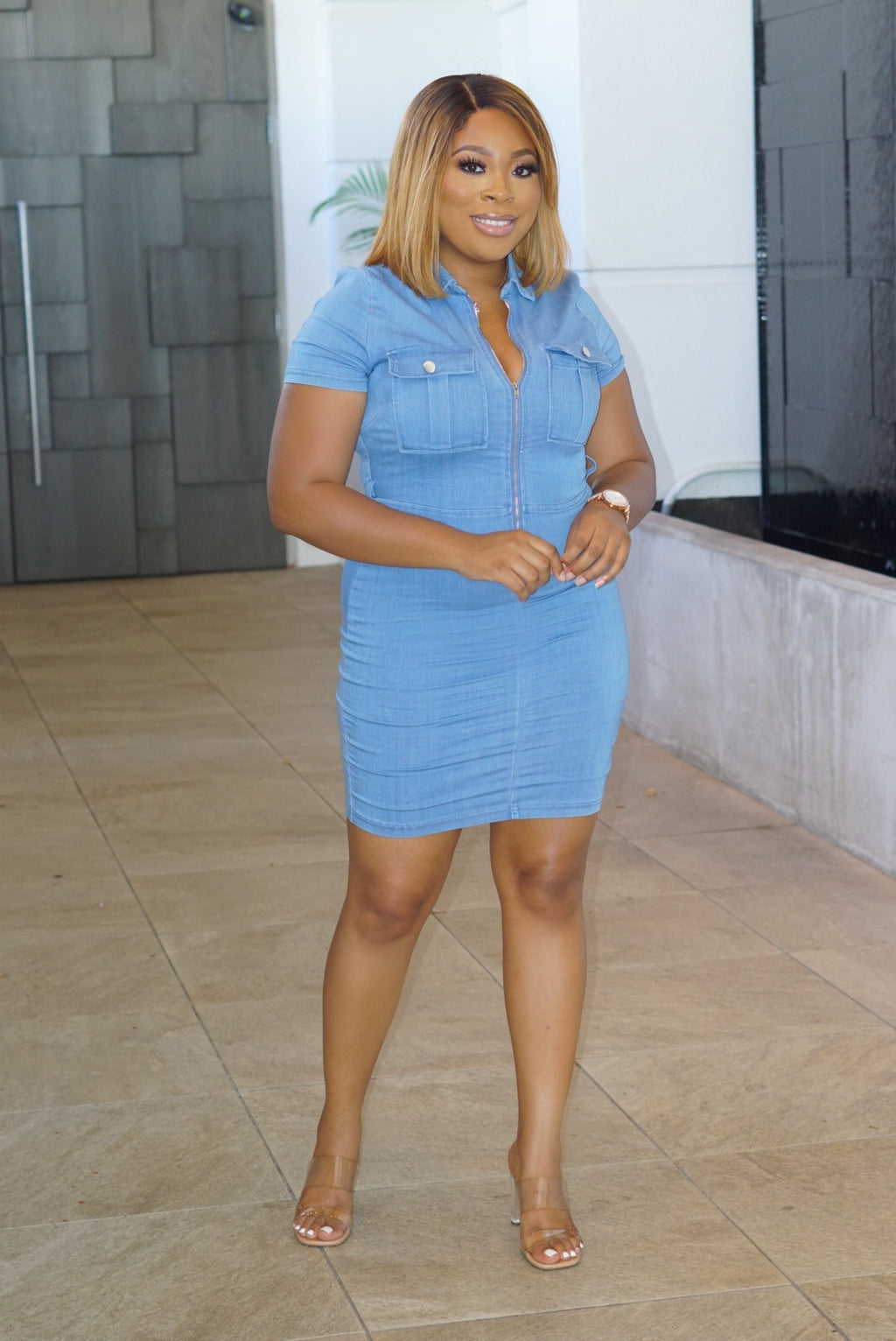 Daytime DeniMM Dress