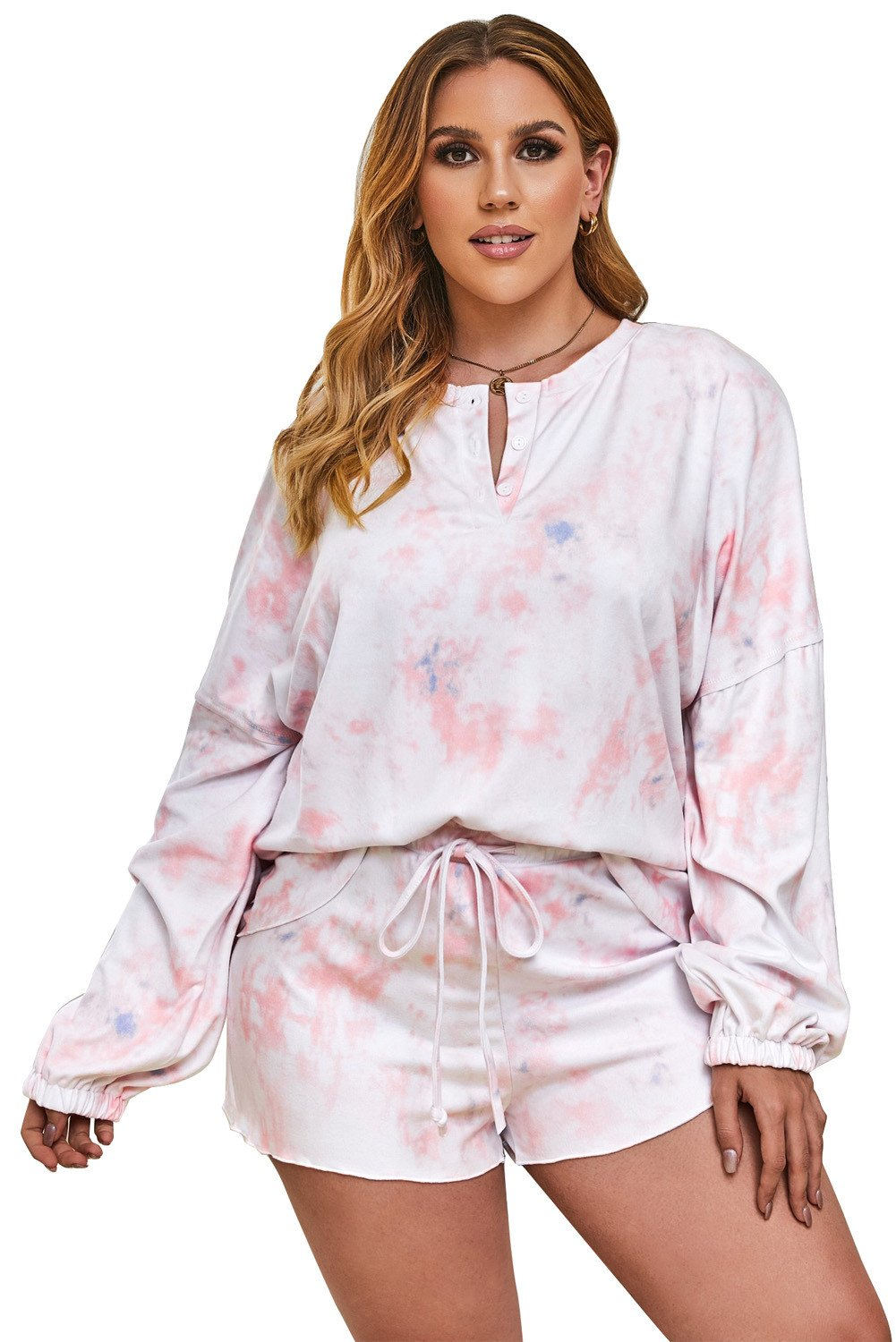 Juniper Loungewear Set - Pink