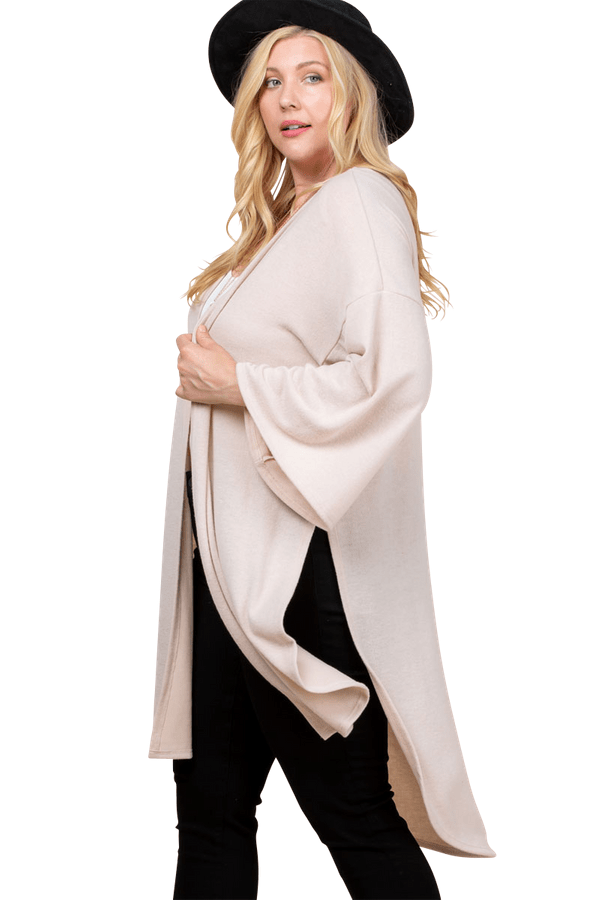 Leah Cardigan - Curvy Clothes Australia - Afterpay Laybuy & Humm Online