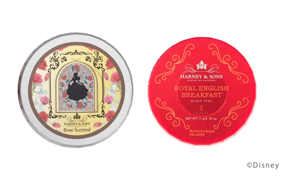 Rose Scented & Royal English Breakfast