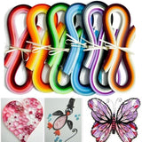 Strip Quilling Paper 100 Pack
