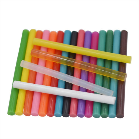 10Pcs 7*100mm Melt Glue Sticks