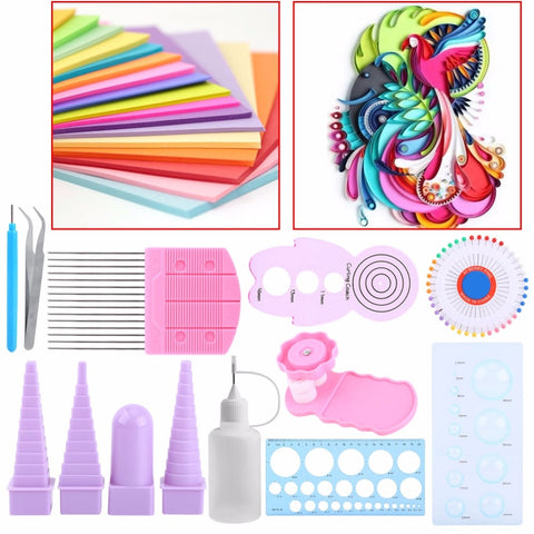 Quilling Tool Set 11 Piece