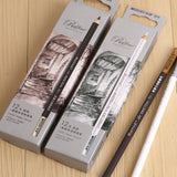 Professional Sketch Pencils 12 Pack
