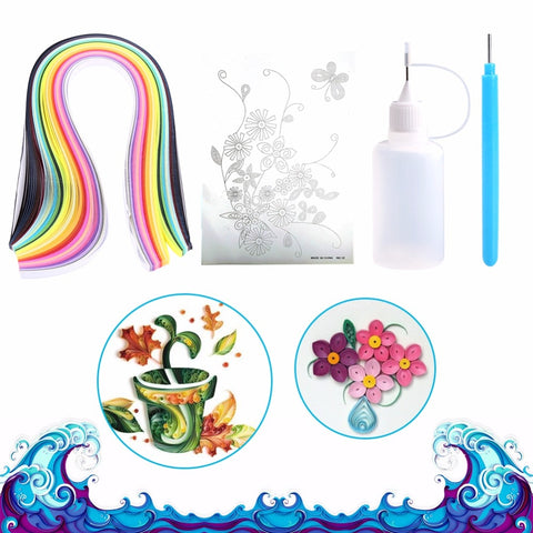 Beginners Quilling Set 4 Pcs