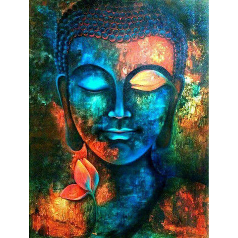 Buddha Diamond Painting Kit