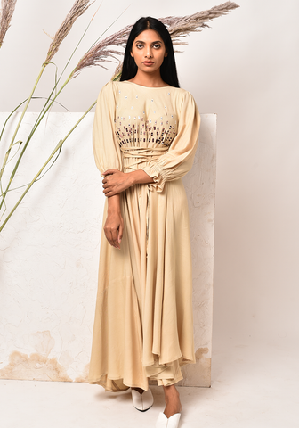Makira After Glow Maxi Dress