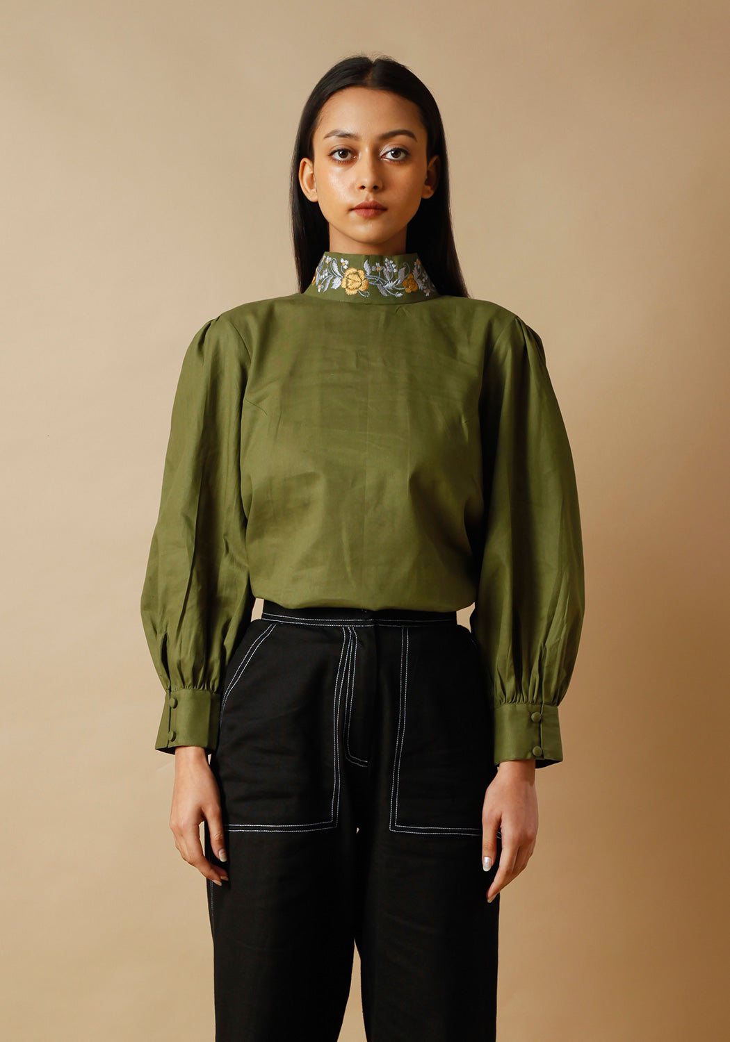 The Sybil Blouse