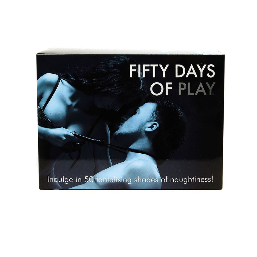 Fifty Days of Play - Bondage Bundle Collection