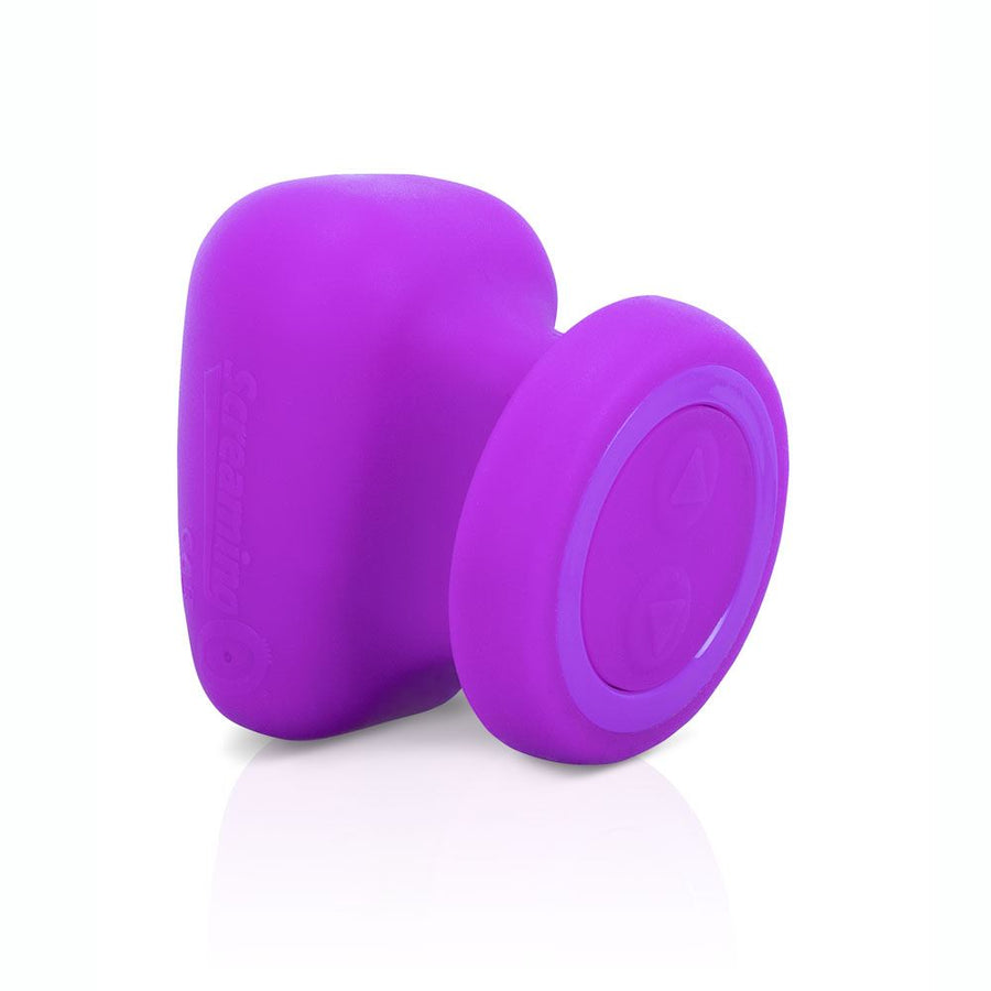 Screaming O Rub-it! Purple
