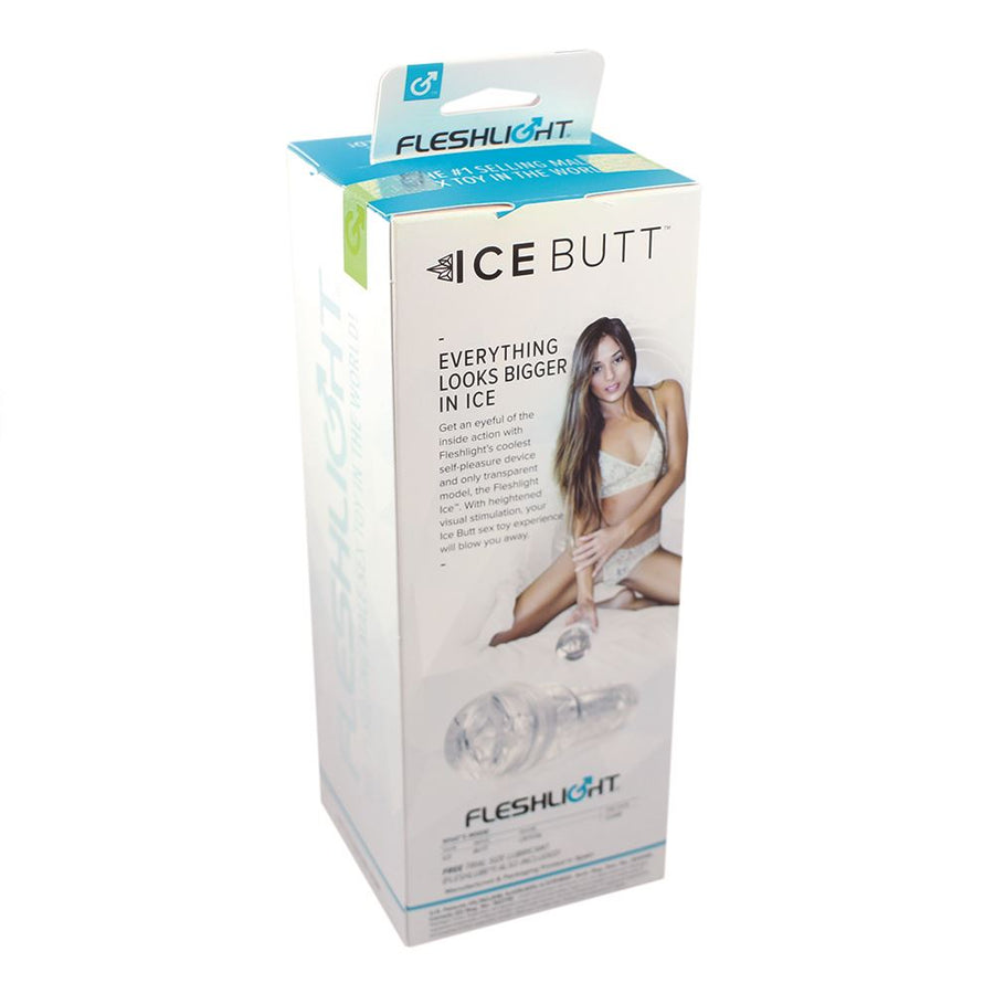 Fleshlight Ice Crystal - Ice Butt Crystal