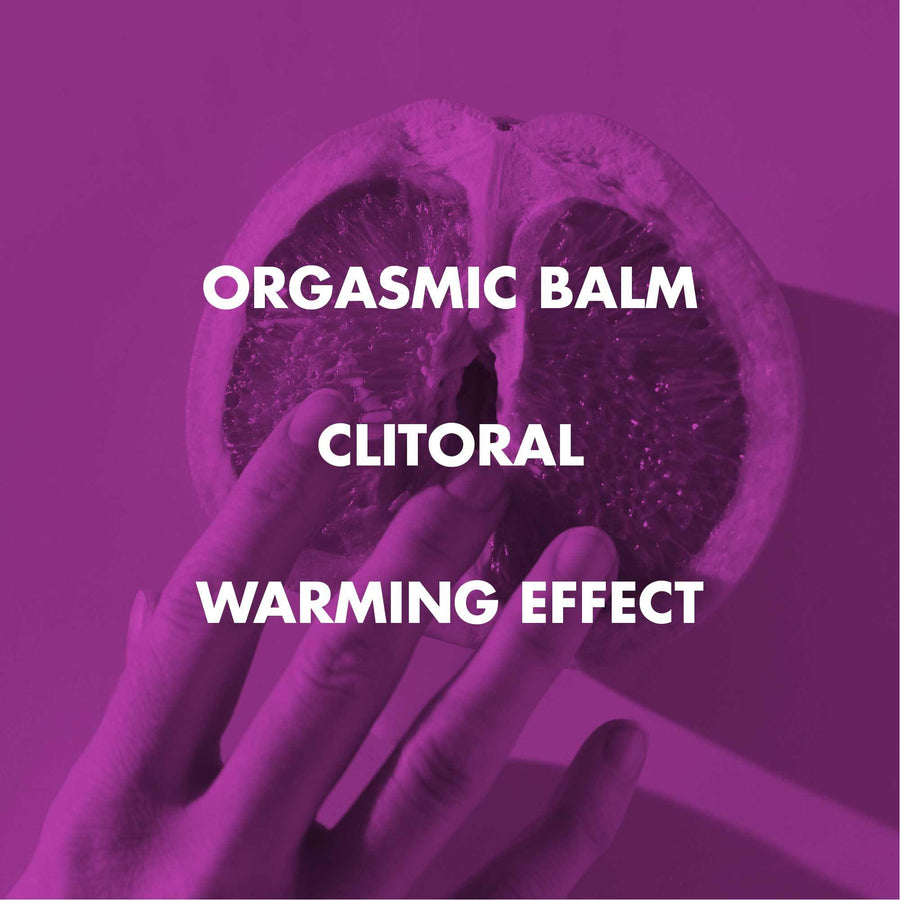 GHOSTING REMEDY · CLITORAL BALM