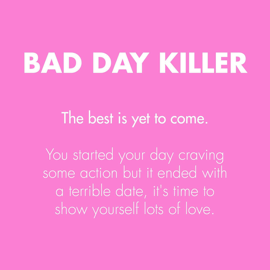 BAD DAY KILLER · CLITORAL BALM