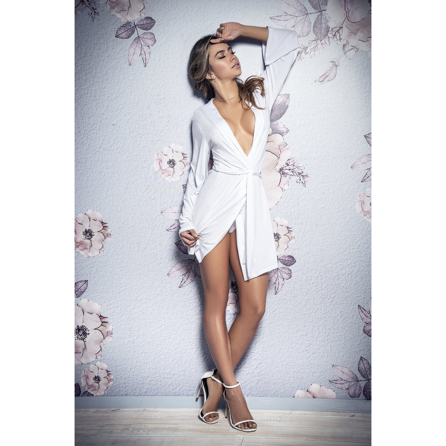 BRIDAL CHARM SHEER ROBE (SPECIAL ORDER)
