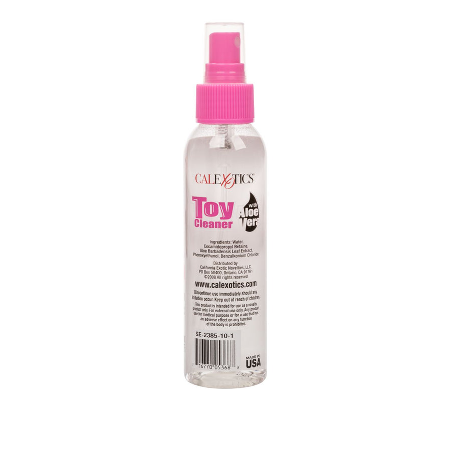 CalExotics - Toy Cleaner with Aloe Vera 127ml