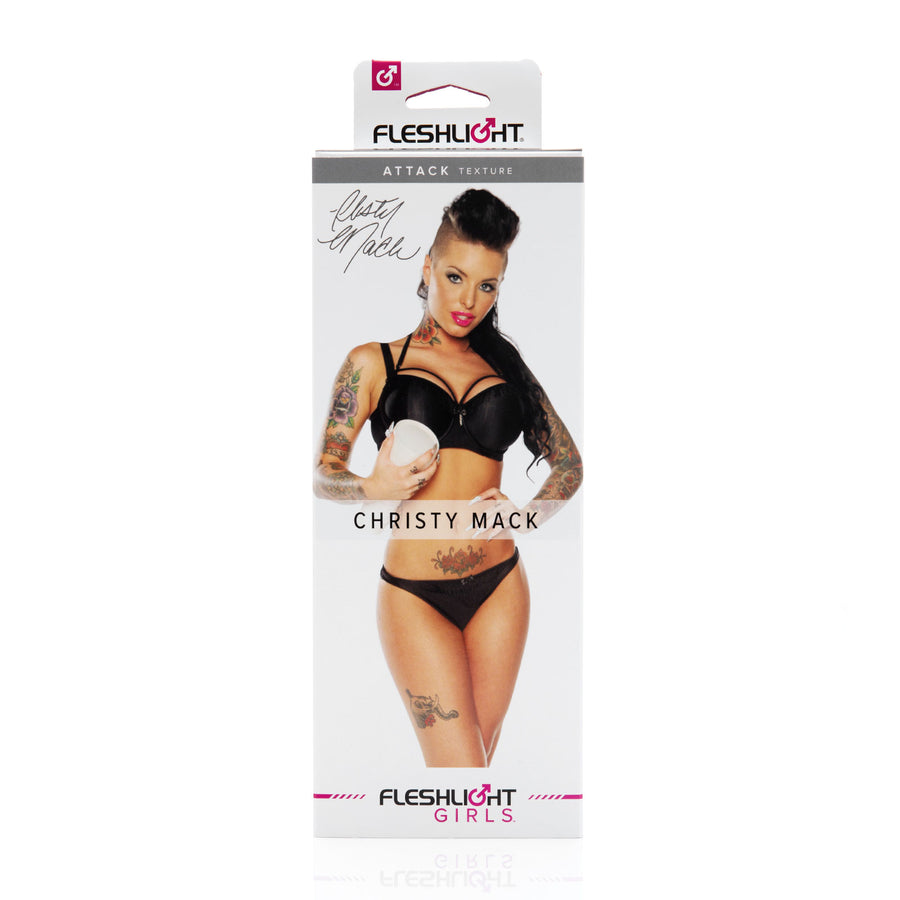 Fleshlight Girls - Christy Mack Attack