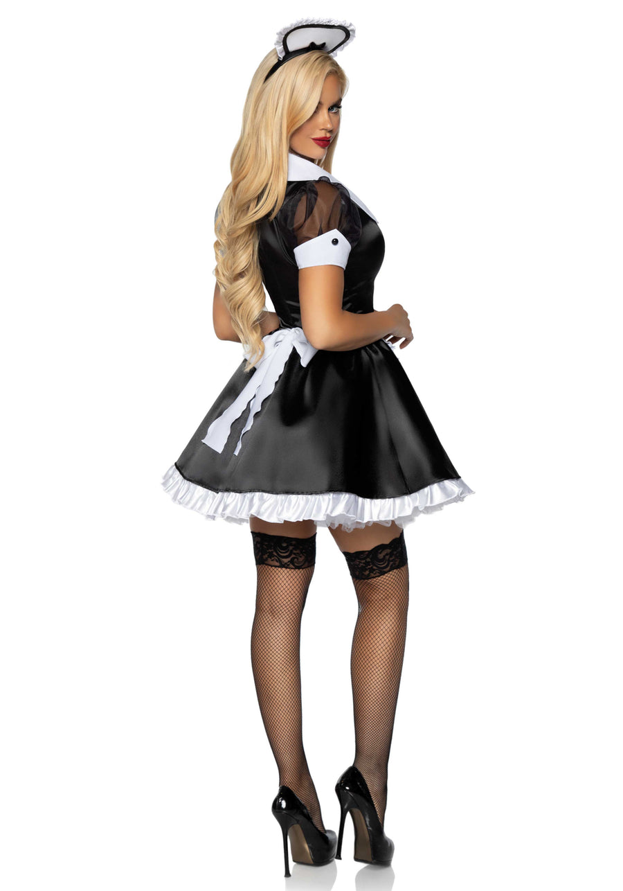 Classic French Maid 3 PC