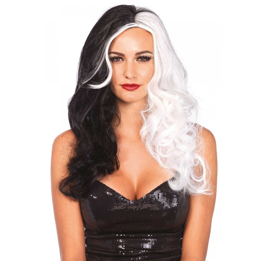 FAIRYTALE DALMATION DAME COSTUME WIG
