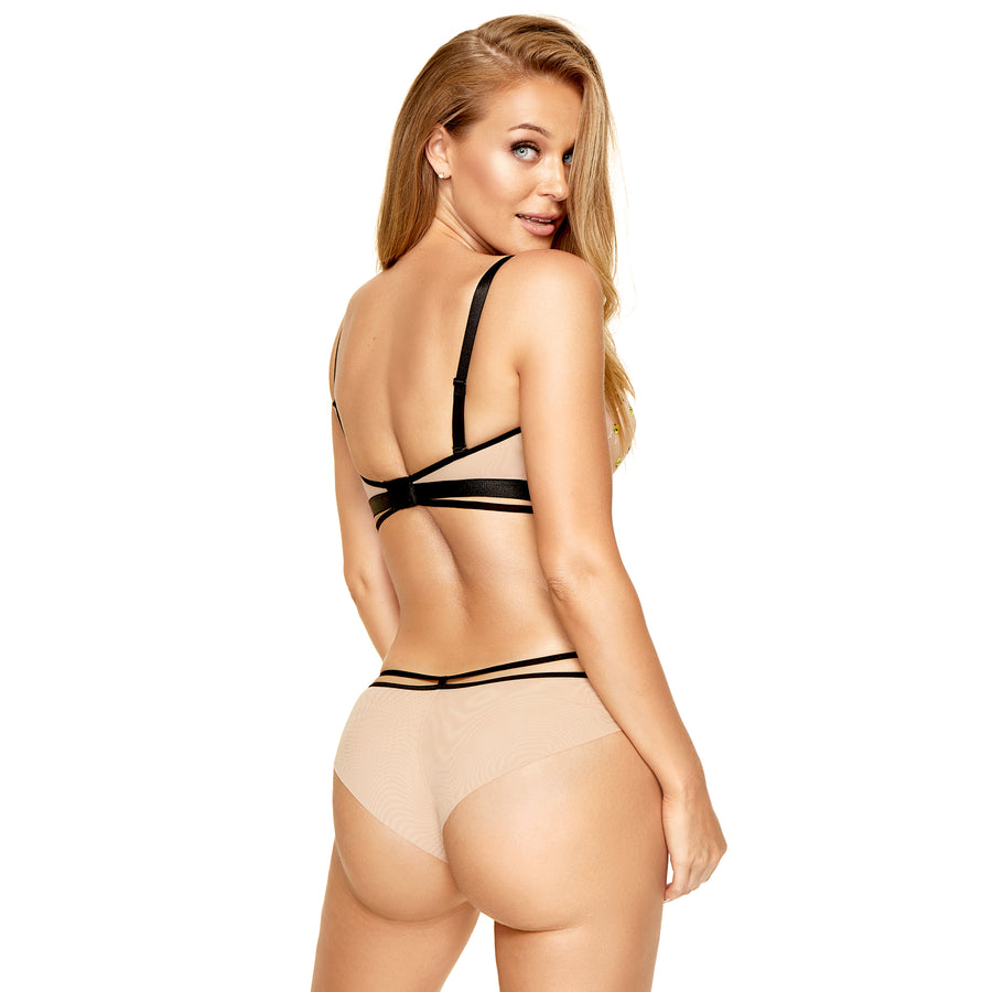 FLUO THONG (SIZES 8-18)