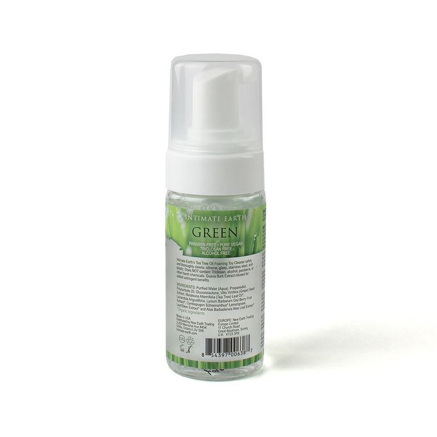 Intimate Earth -  Green Foaming Toy Cleanser 100ml