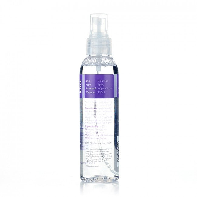 Kinx - Spritz Toy Cleaner Spray