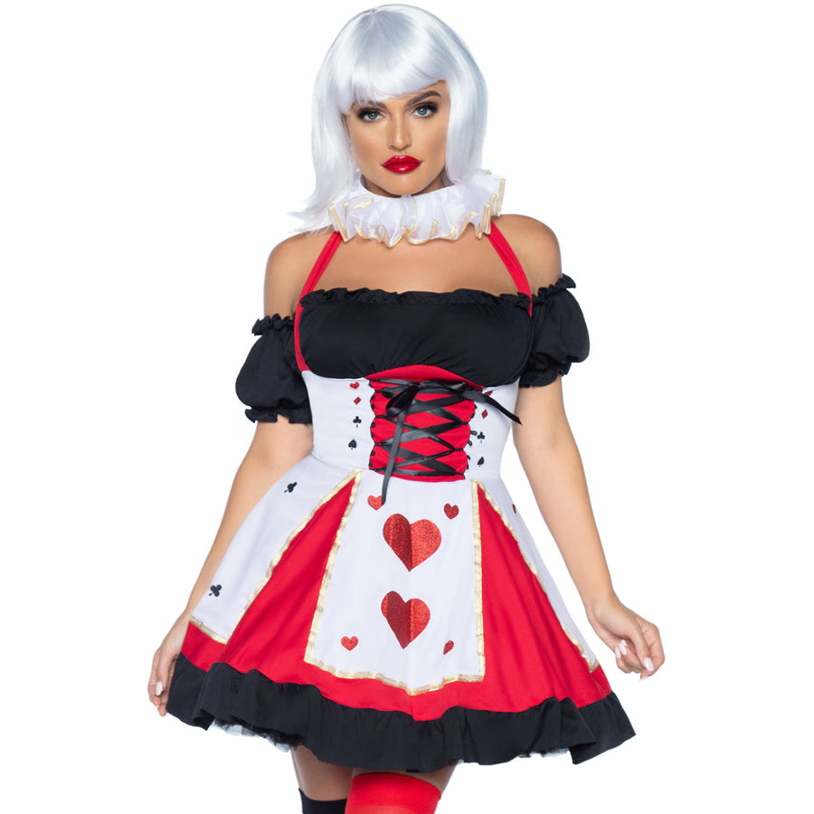 Pretty Playing Card Costume