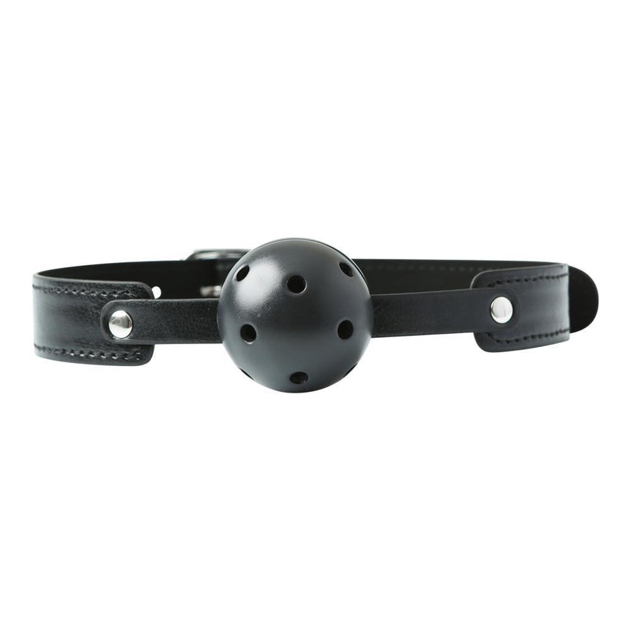 S&M BREATHABLE BALL GAG