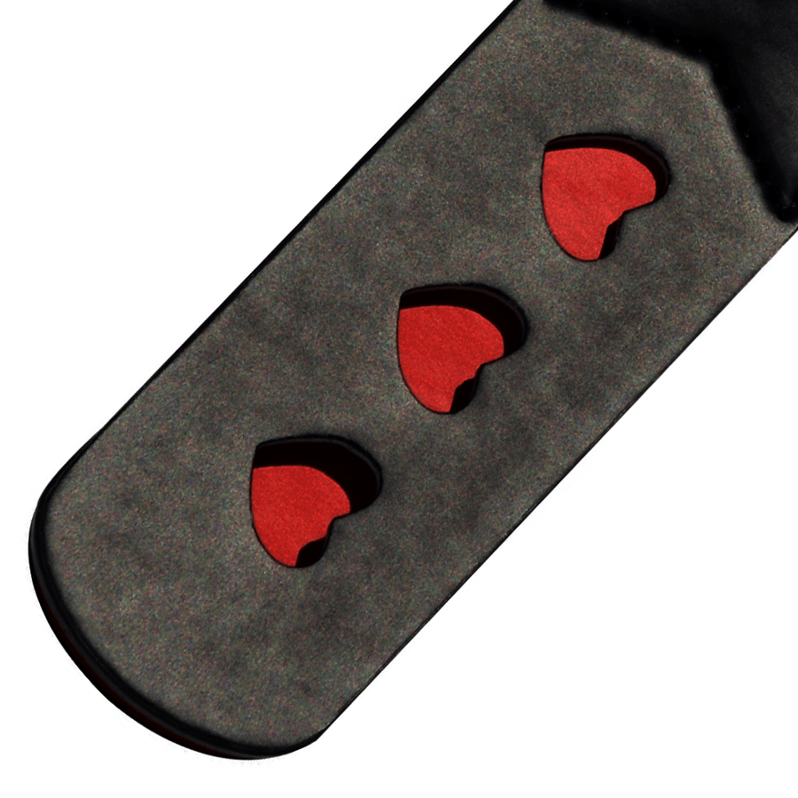 S&M HEART PADDLE