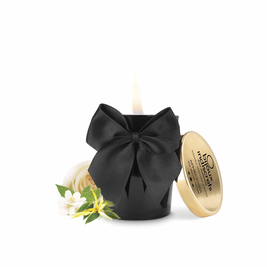 APHRODISIA- SCENTED MASSAGE CANDLE