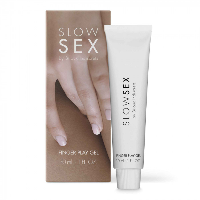 SLOW SEX - ANAL PLAY GEL